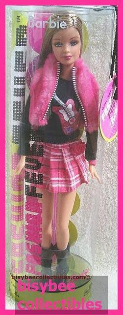 Barbie Print Dress | Collectible Barbie Dolls