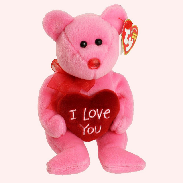 Adore the I Love You Bear